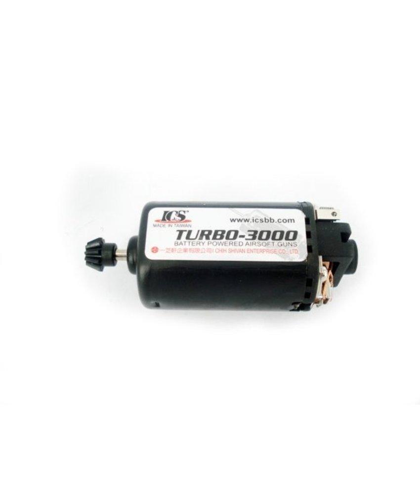 ICS New TURBO 3000 Motor (Short)