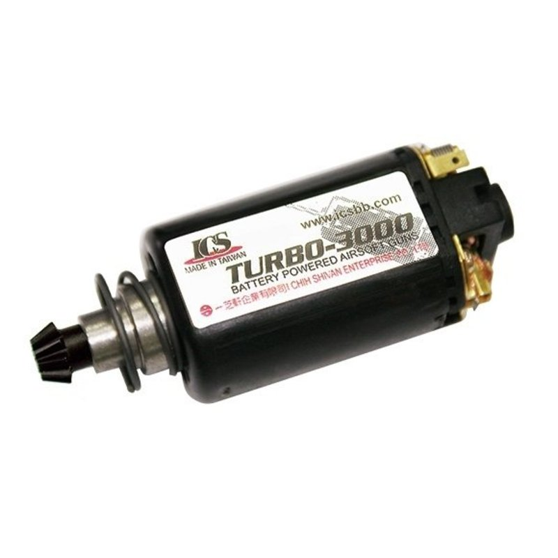 ICS New TURBO 3000 Motor (Medium)
