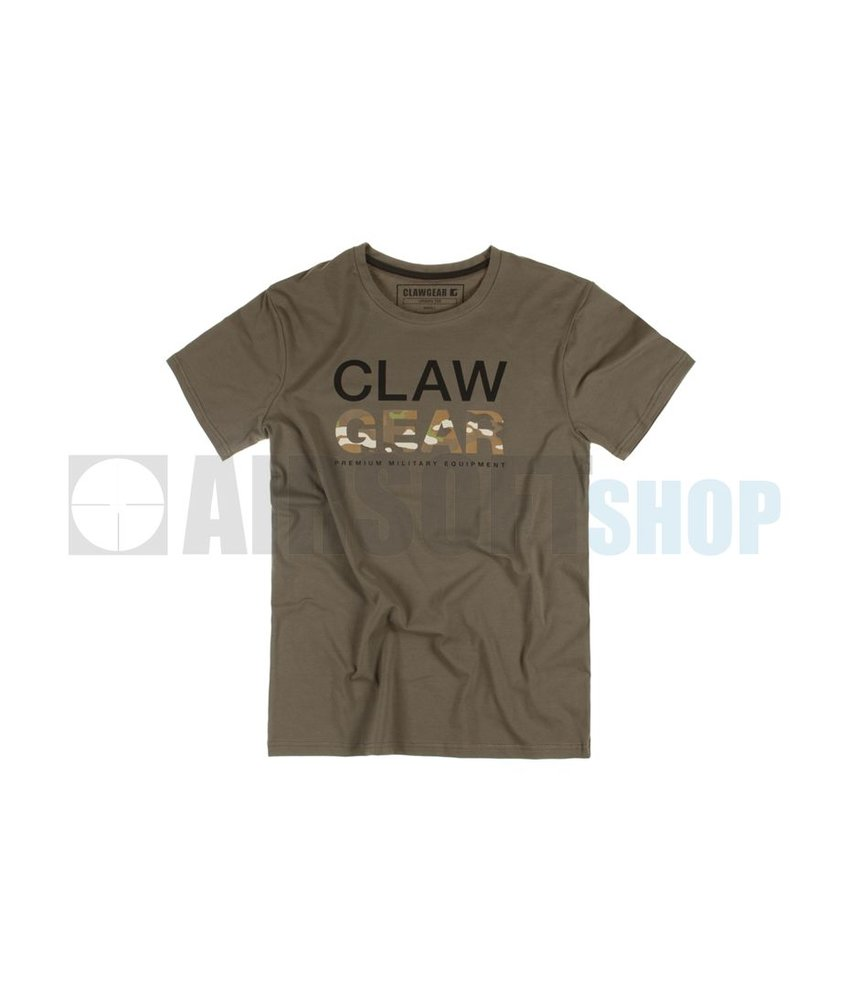 Claw Gear MC Tee T-Shirt (RAL7013)