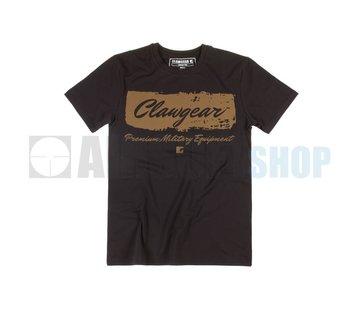 Claw Gear Handwritten Tee T-Shirt (Black)