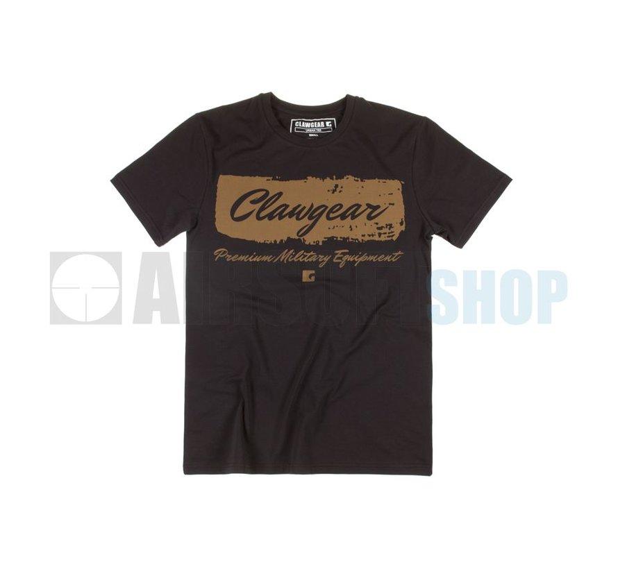 Handwritten Tee T-Shirt (Black)