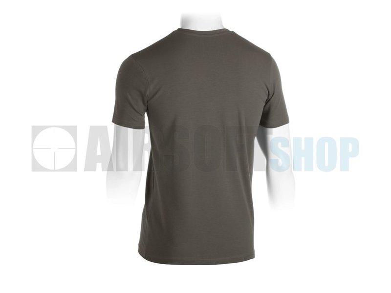 Claw Gear Vintage Tee T-Shirt (Grey)
