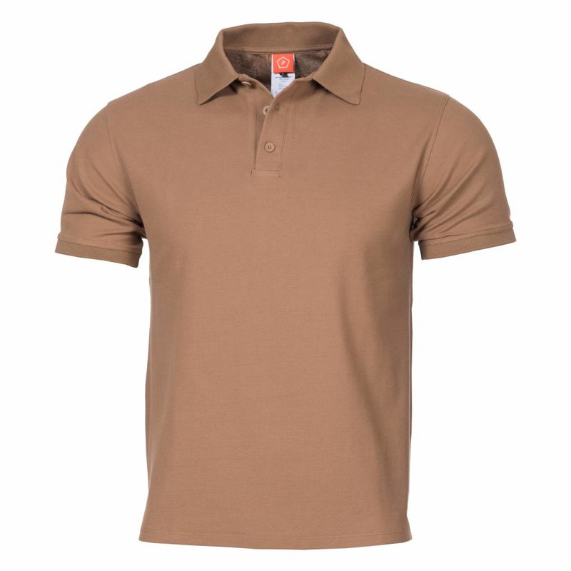 Pentagon Aniketos Polo Shirt (Coyote)
