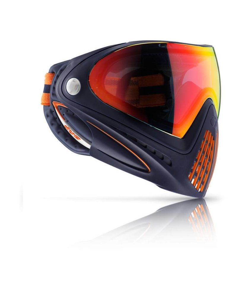 Dye Goggle i4 Orange Crush