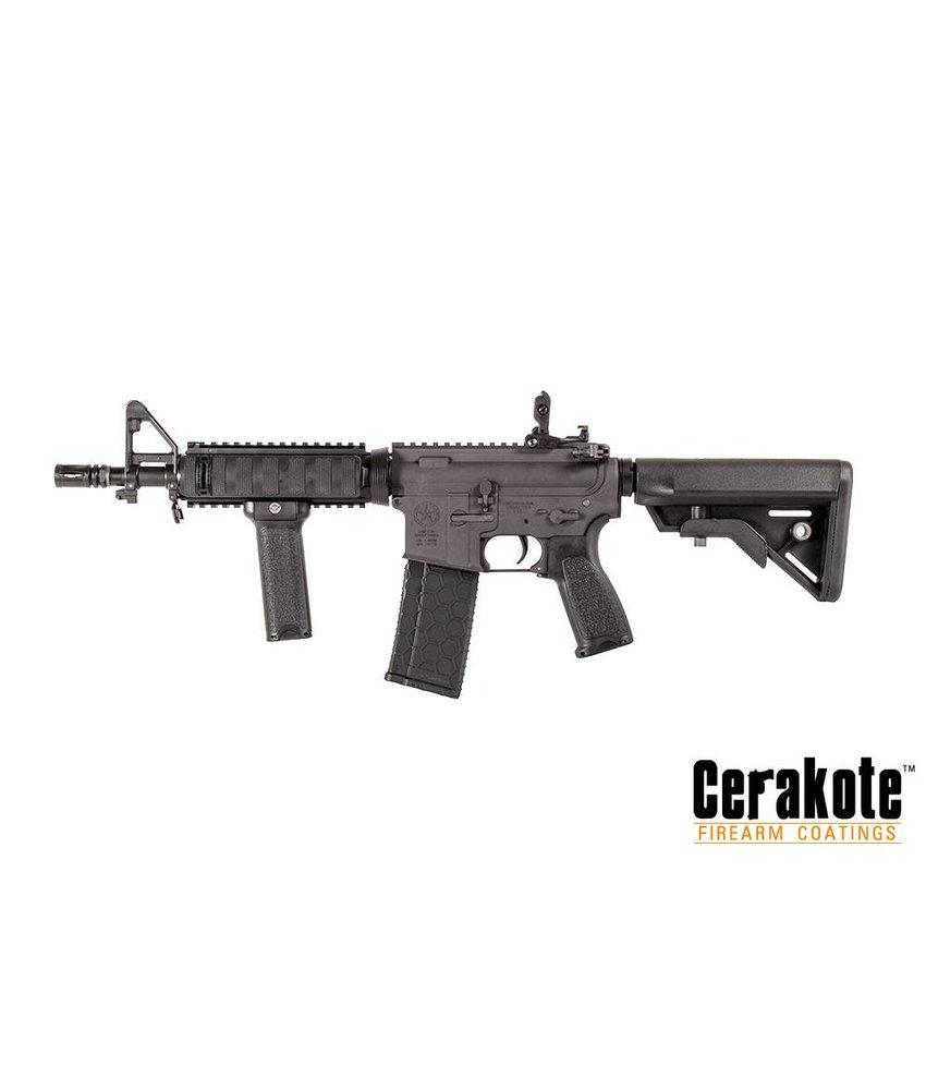 "Evolution/Dytac M4 CQBR 10.5"" Lone Star Edition (Cerakote)"