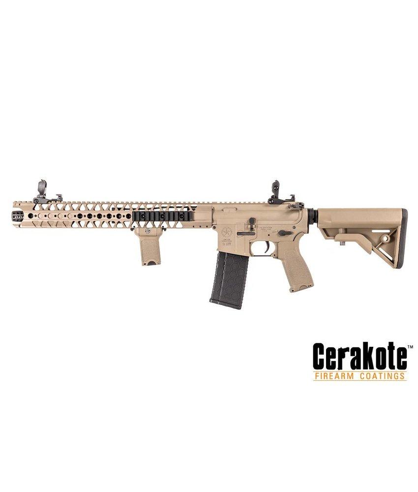 Evolution/Dytac LA M4 Carbine Lone Star Edition (Cerakote) (Dark Earth)