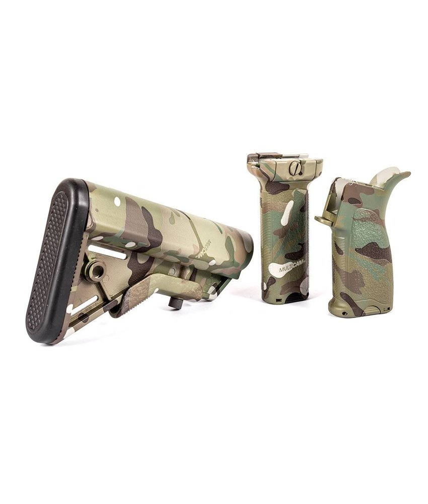 Dytac BR Furniture M4 Kit (Long) (Multicam)