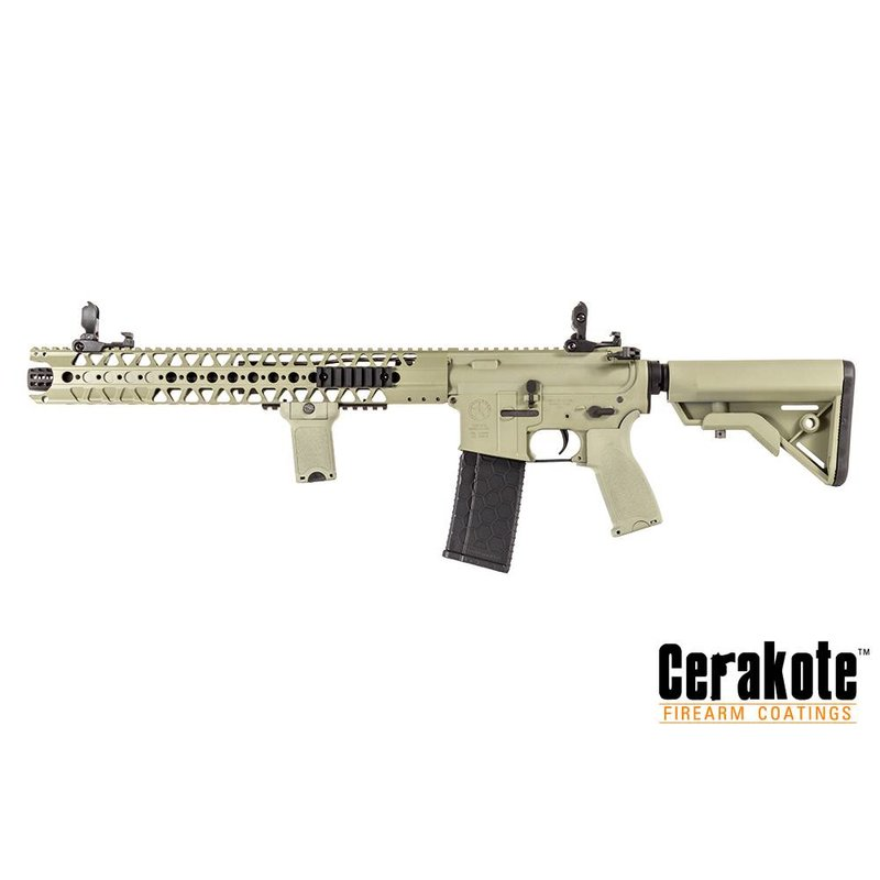 Evolution/Dytac LA M4 Carbine Lone Star Edition (Cerakote) (Foliage Green)