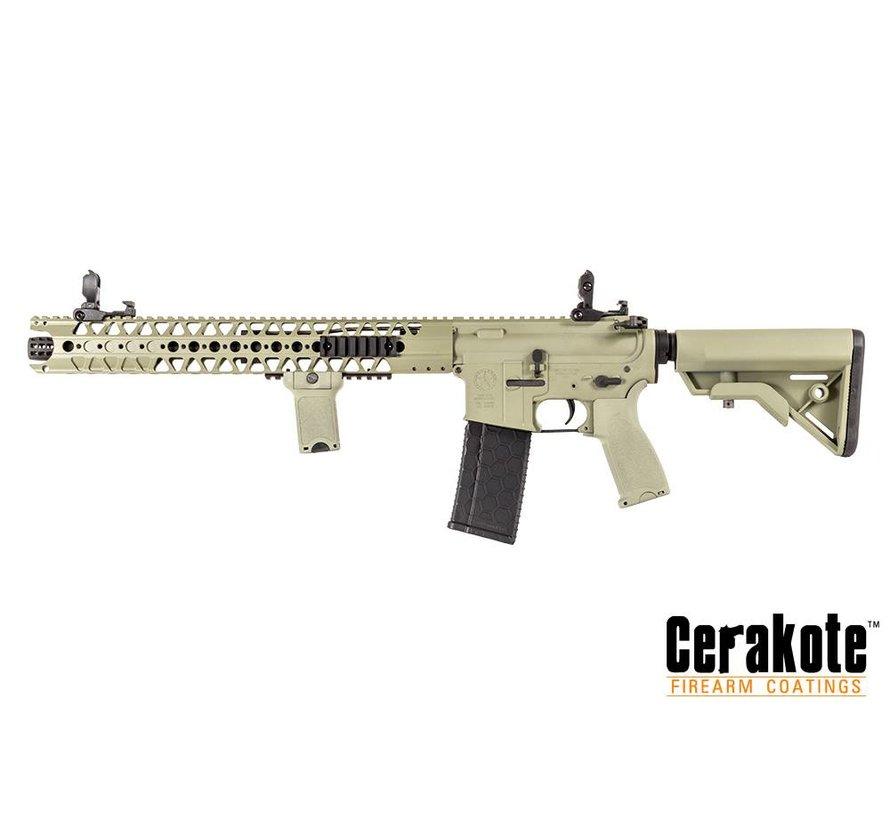 LA M4 Carbine Lone Star Edition (Cerakote) (Foliage Green)