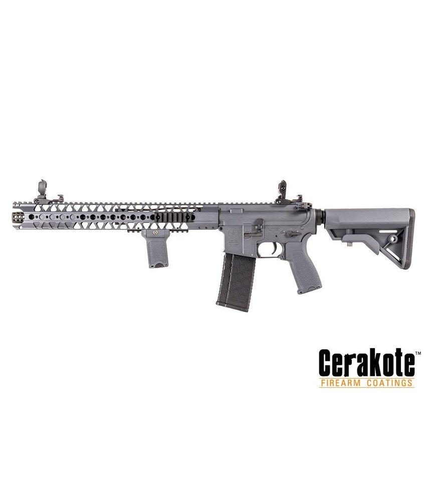 Evolution/Dytac LA M4 Carbine Lone Star Edition (Cerakote) (Wolf Grey)