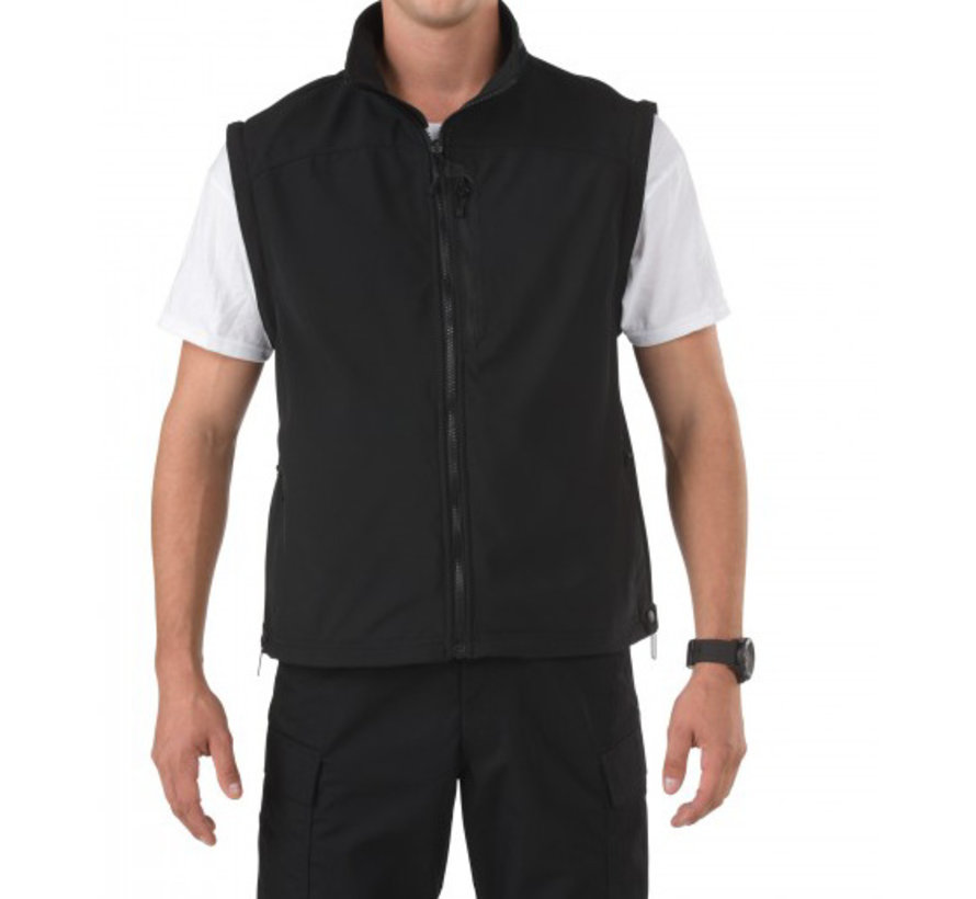 Valiant Softshell Jacket (Black)