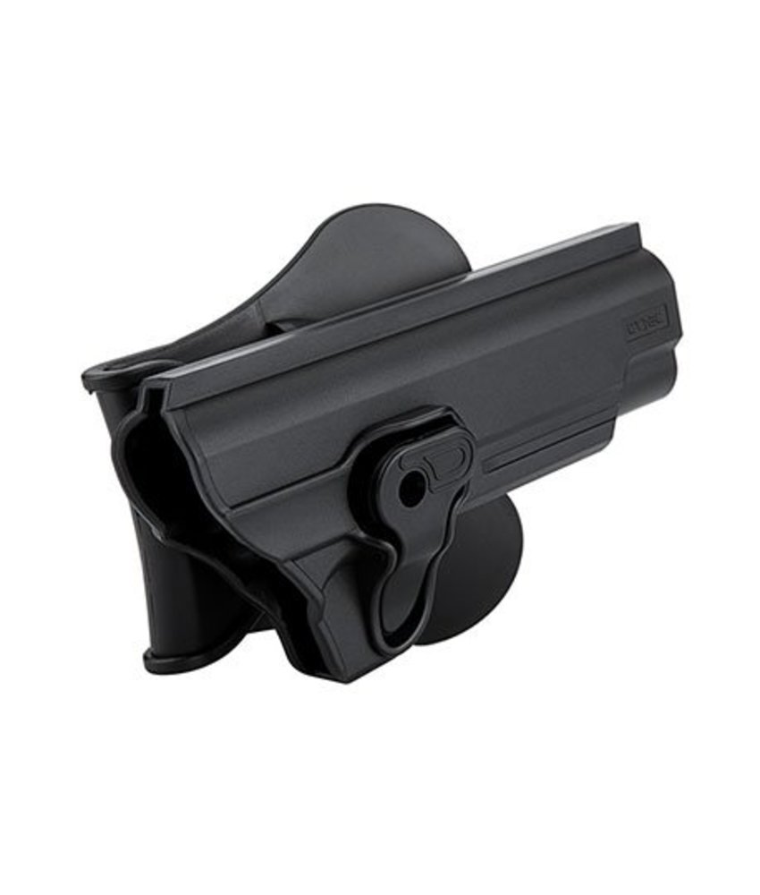 Cytac Paddle Holster Colt 1911 Variants (Black)
