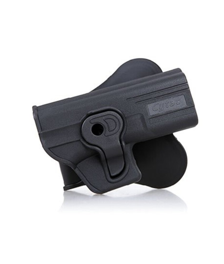 Cytac Paddle Holster Colt Glock Airsoft (Black)