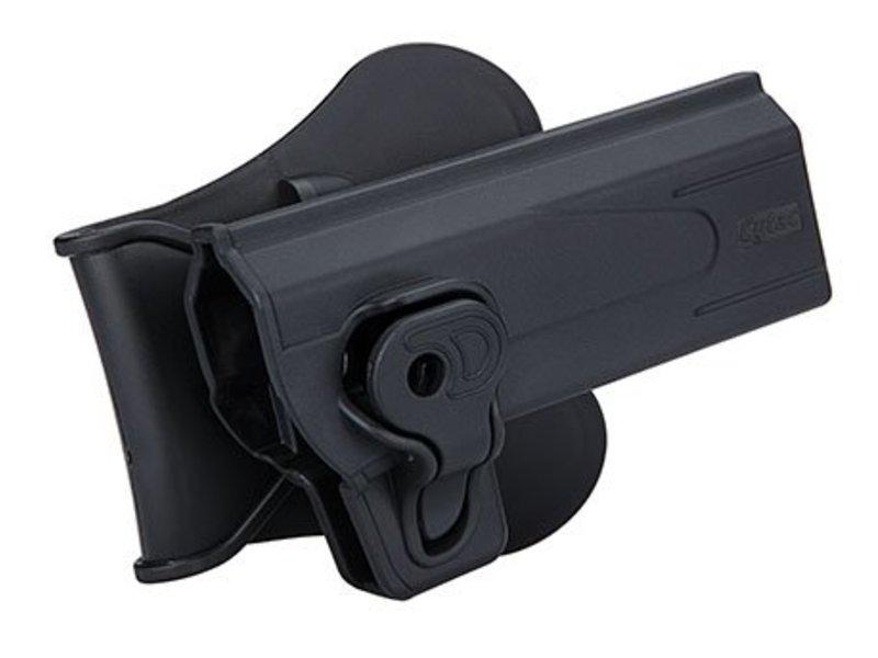 Cytac Paddle Holster Hi-Capa 5.1 (Black)
