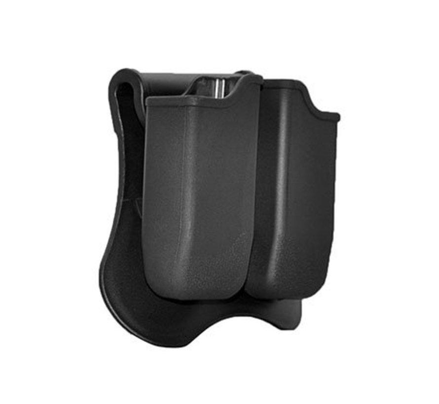 Paddle Magazine Pouch Beretta/S&W/SIG (Black)
