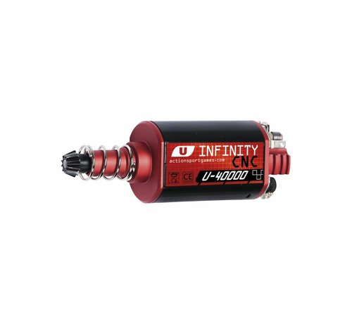 Ultimate INFINITY CNC Motor U-40000 (Long)