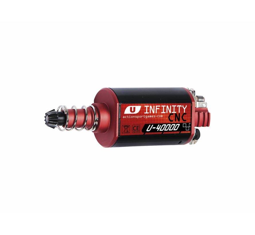 INFINITY CNC Motor U-40000 (Long)