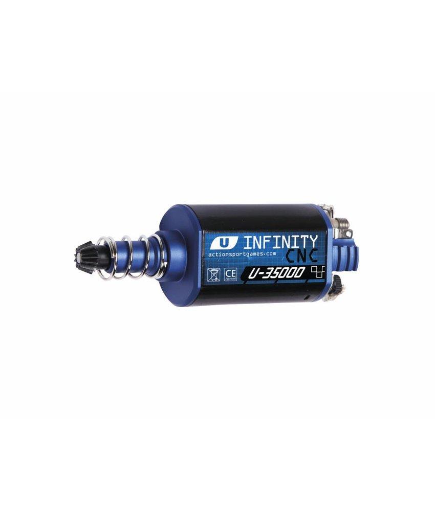 Ultimate INFINITY CNC Motor U-35000 (Long)