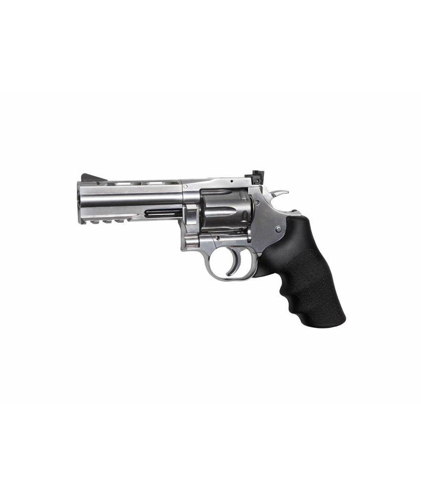 """ASG Dan Wesson 715 - 4"""" Silver"""