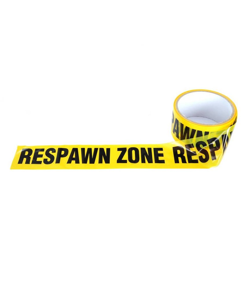 101 Inc Afzetlint Respawn Zone
