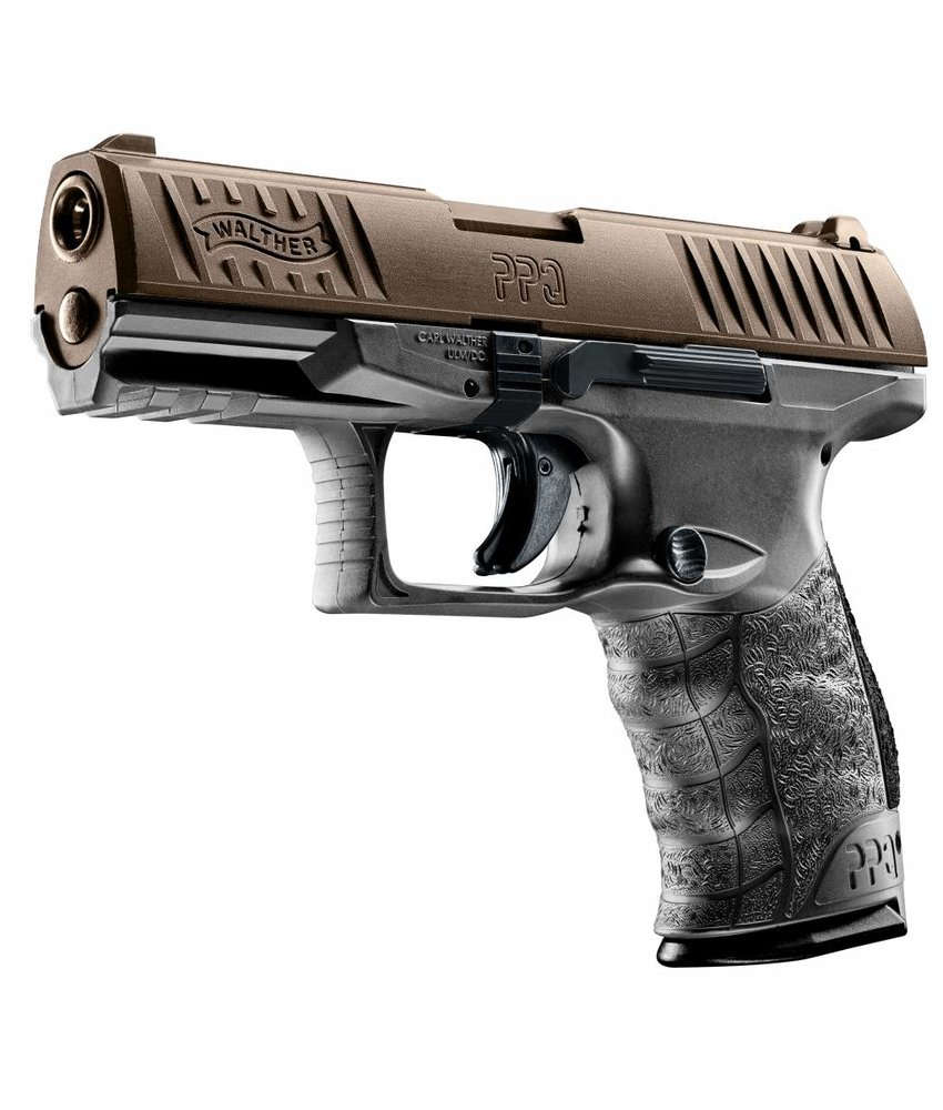 Walther PPQ M2 GBB (by VFC) (Limited Cerakote Edition)