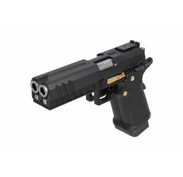 Armorer Works HX2102 Double Barrel (Black)