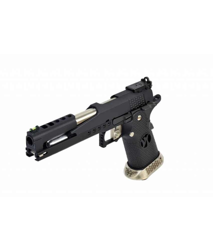 Armorer Works HX2201 IPSC Split Slide (Black)