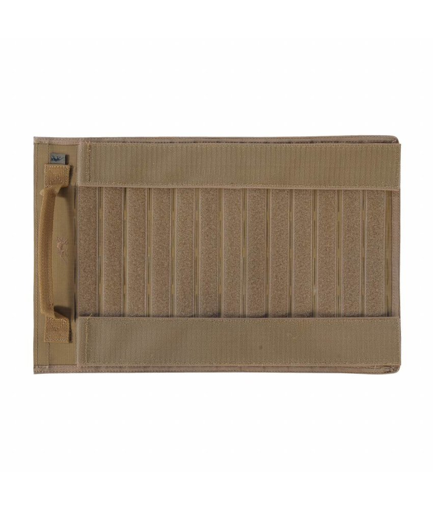 Tasmanian Tiger Modular MOLLE Panel (Coyote Brown)