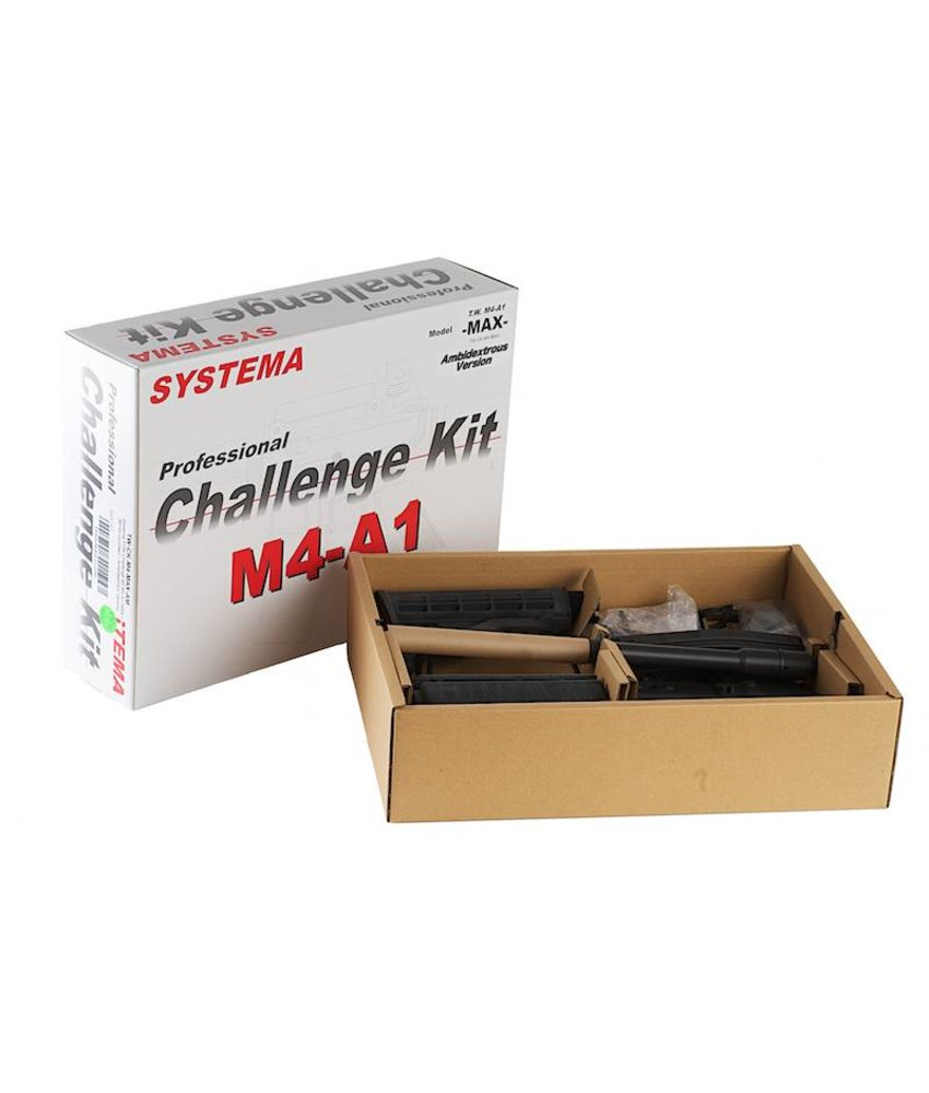 Systema PTW Challenge Kit CQBR MAX3 (M130 Cylinder)