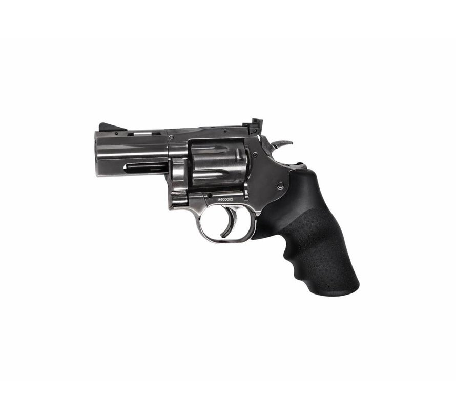 "Dan Wesson 715 - 2.5"" Steel Grey"