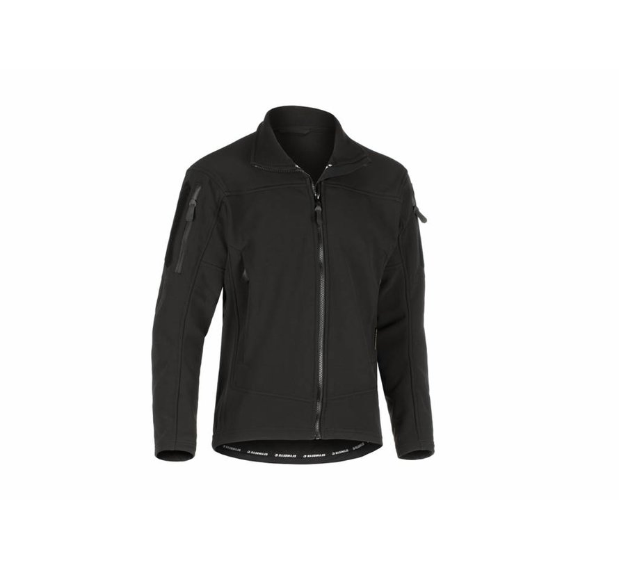 Audax Softshell Jacket (Black)
