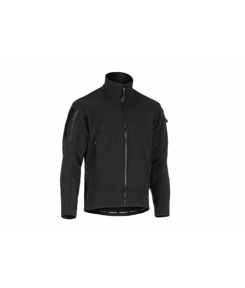 Claw Gear Audax Softshell Jacket (Black)
