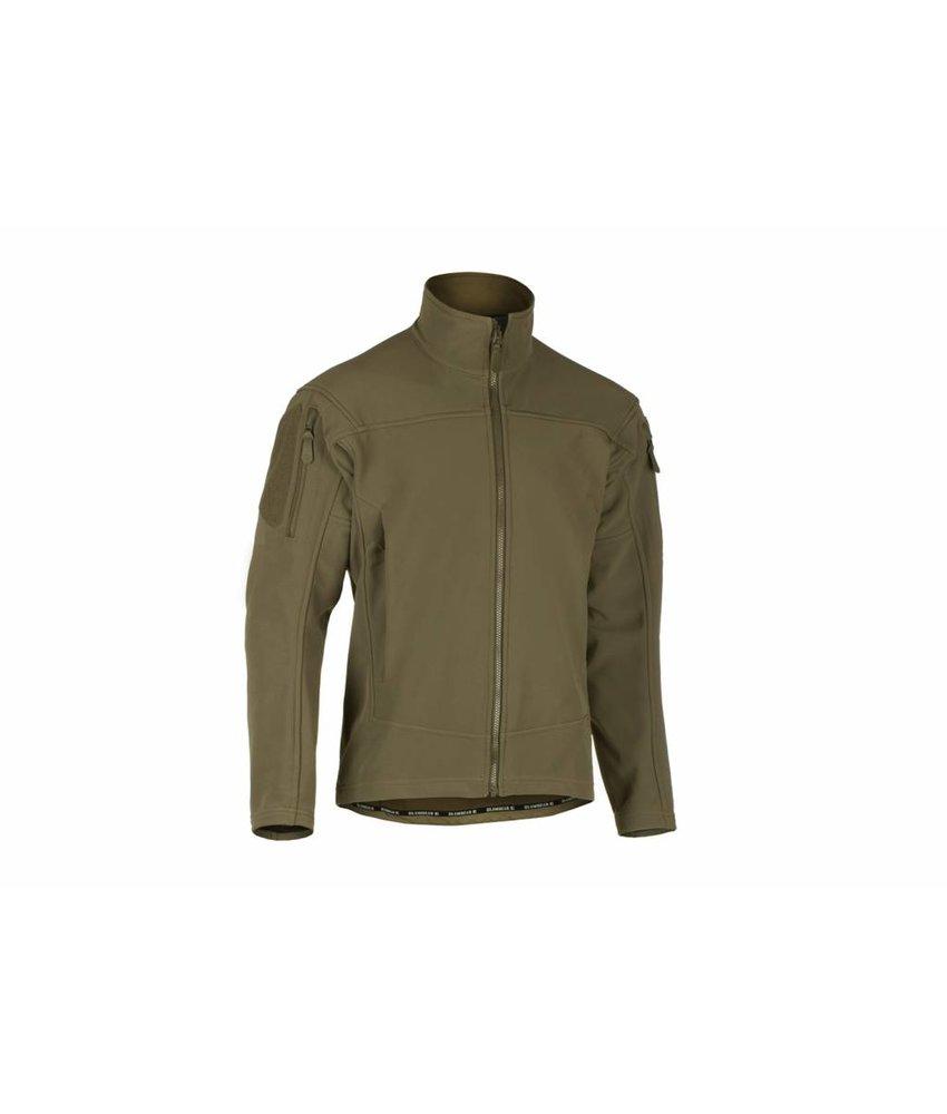Claw Gear Audax Softshell Jacket (RAL7013)