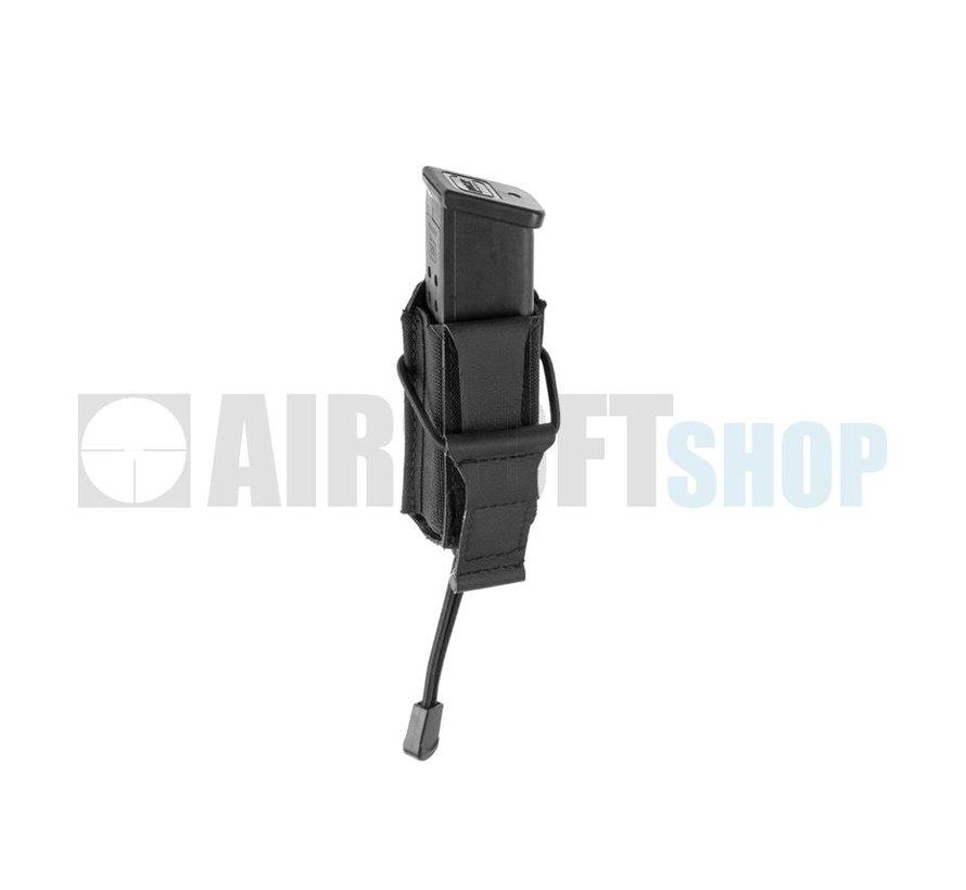 9mm Backward Flap Mag Pouch (Black)