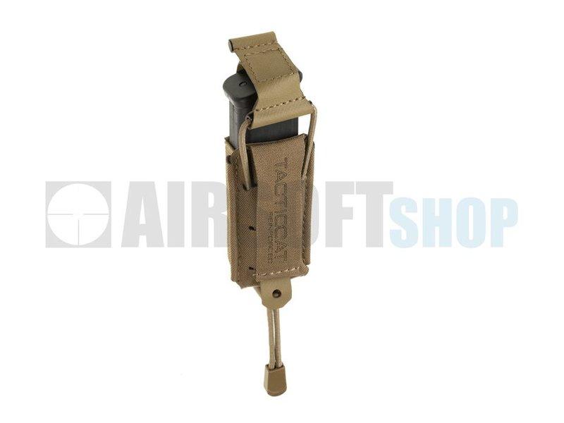 Claw Gear 9mm Backward Flap Mag Pouch (Coyote)