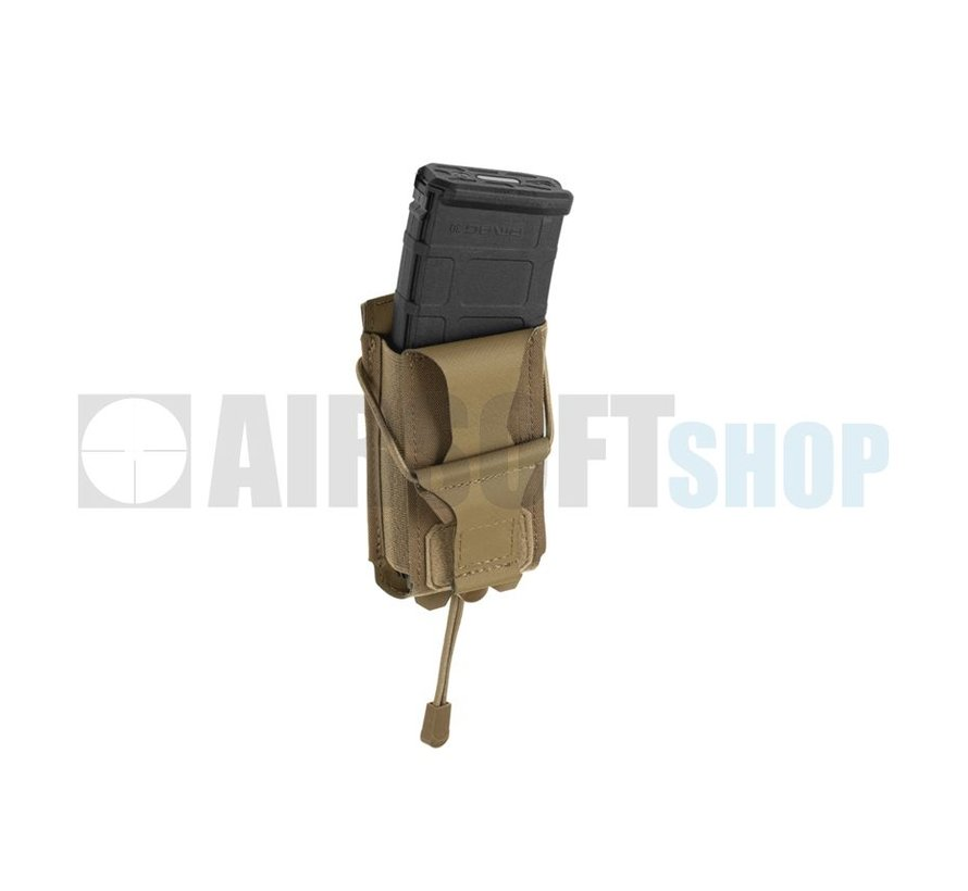 5.56mm Backward Flap Mag Pouch (Coyote)