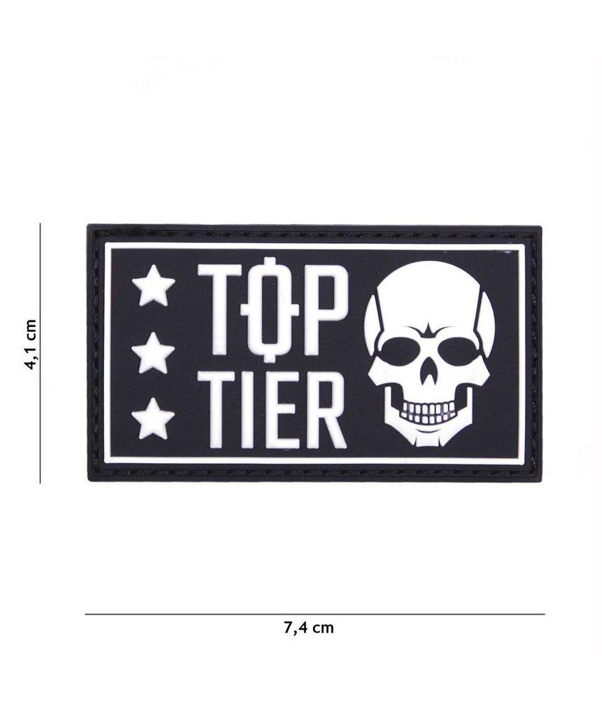 101 Inc Top Tier Patch (Black)