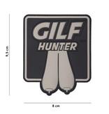 101 Inc GILF Hunter Large Patch (Black)