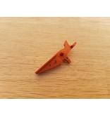 RetroArms CNC Trigger M4 AEG (A Type - Orange)