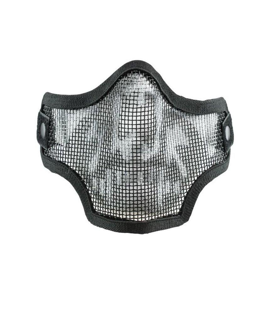 Valken 2G Wire Mesh Tactical SKULL Mask (Black)