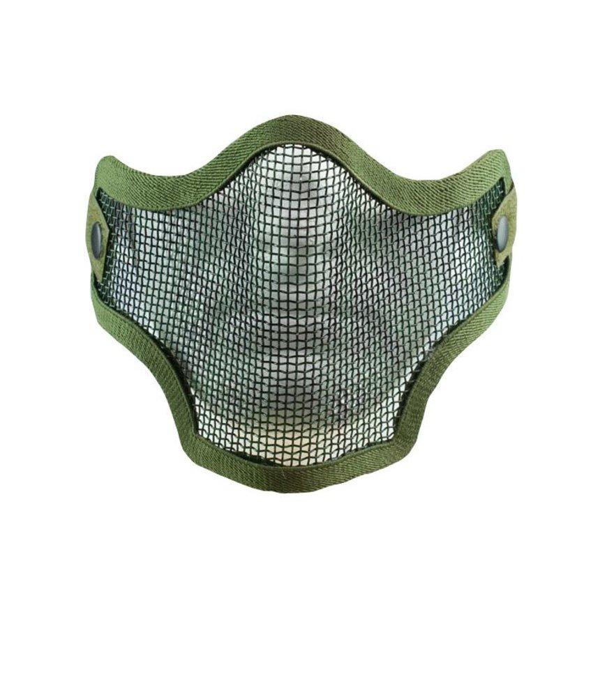 Valken 2G Wire Mesh Tactical SKULL Mask (Olive)