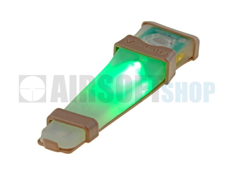 FMA Safety E-Lite (Green)