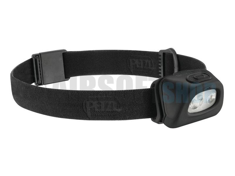 Petzl Headlamp TACTIKKA +RGB (Black)