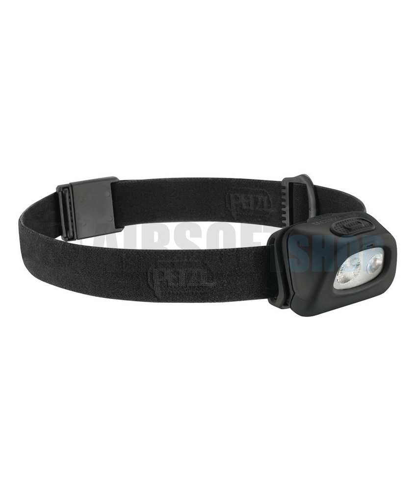 Petzl Headlamp TACTIKKA +RGB (Black)