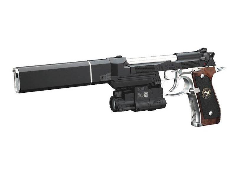 Tokyo Marui Biohazard Resident Evil Samurai Edge ALBERT.W.MODEL 1