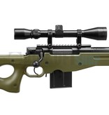 WELL L96 AWP Sniper Rifle Set (Upgraded) (Olive Drab)