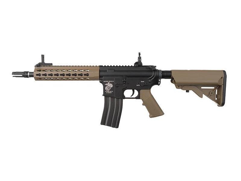 """Specna Arms SA-B12 KeyMod 8"""" SAEC System (Half-Tan)"""