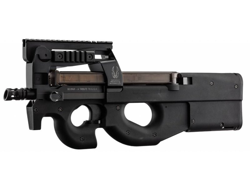 BO Manufacture King Arms BO8969 Tribute (Black)