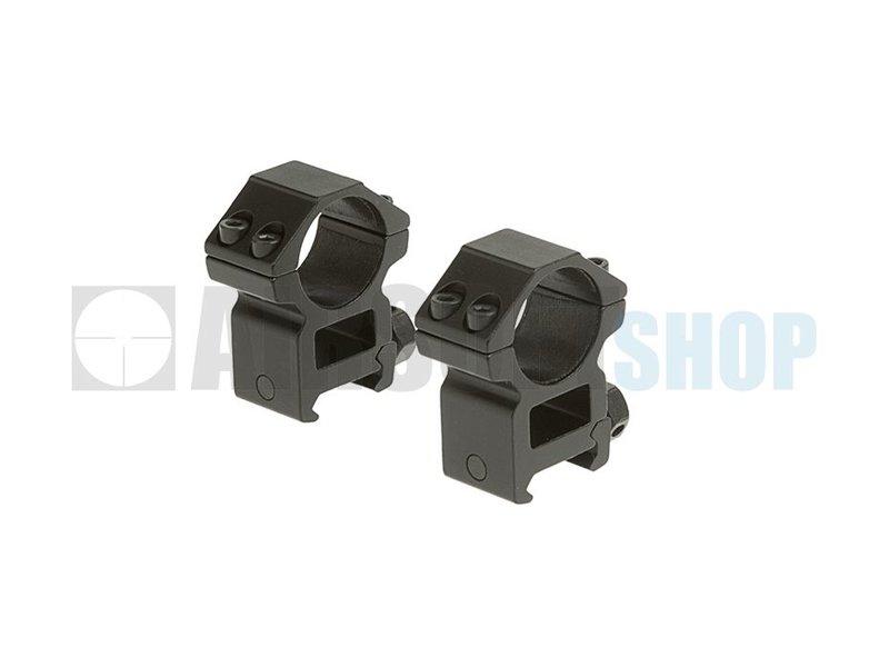 Leapers / UTG 25.4mm Mount Rings (High)