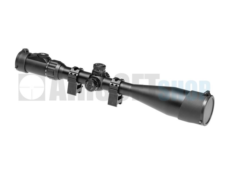Leapers 6-24x56 30mm AOIEW Accushot Premium TS Scope